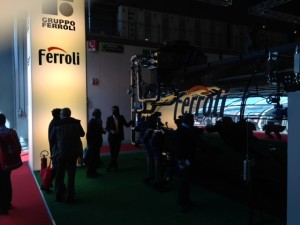 Ferroli at MCE 2014 1
