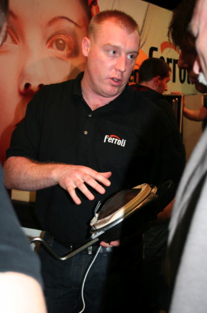 Bob Law joins the Ferroli Domestic ASM Team as Technical Sales Engineer