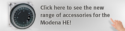 Click here to see the new range of accessories for the Modena HE!